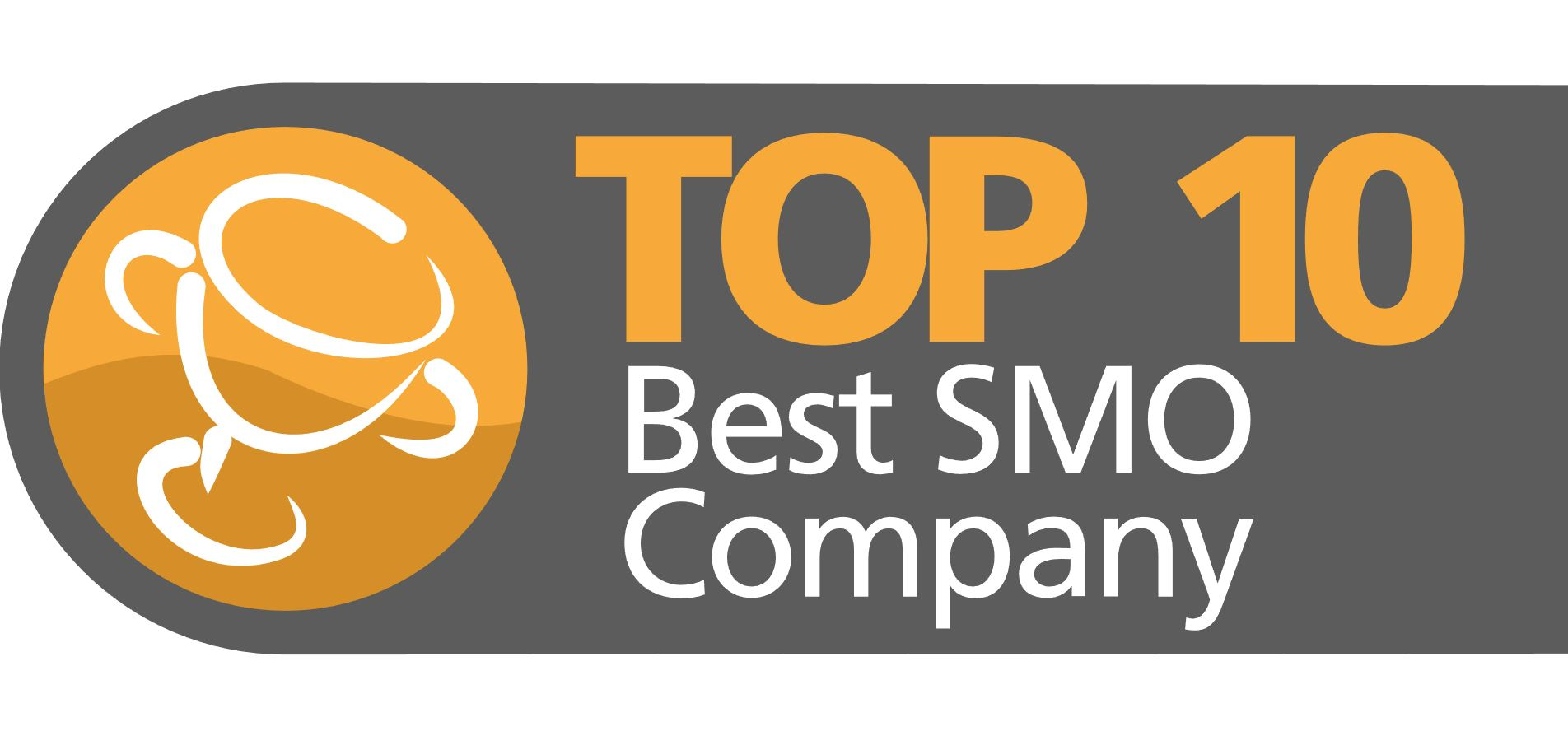 Award for 'Best SMO Companies' Dec 2018 by Find Best SEO
