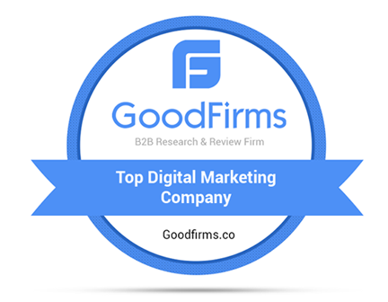 GoodFirms coverage unveiled top 10 digital marketing companies